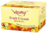 VAMY - Fruit Cream Bleach